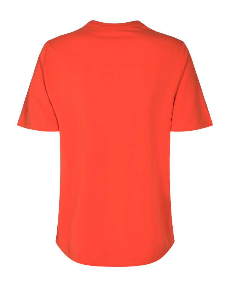 Freequent T-shirt rood